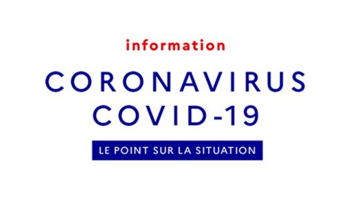 Covid-19, on vous informe